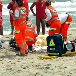 118 soccorso spiaggia