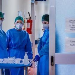 coronavirus ospedale Fg